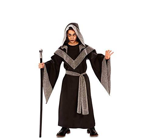 EUROCARNAVALES Disfraz de Hechicero Oscuro para niño