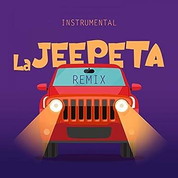 La Jeepeta Remix (Instrumental)