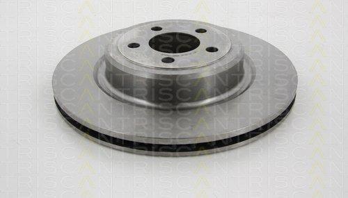 Preisvergleich Produktbild Bremsscheibe - Triscan 8120 101066