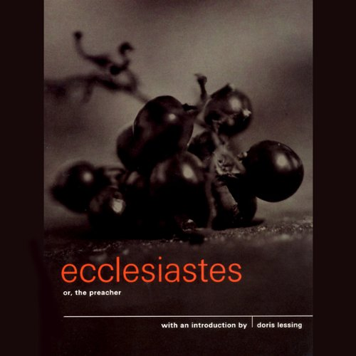 Introduction to Ecclesiastes, or The Preacher Titelbild