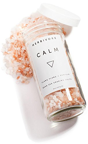 Herbivore - Natural Soaking Bath Salts (CALM) | Truly Natural, Clean Beauty