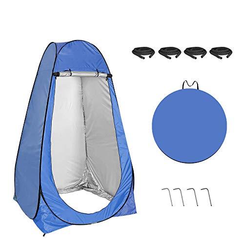 着替えテント プライバシーテント 更衣室 UVカート 透けない アウトドア 海水浴 シャワー 目隠し 軽量 コンパクト 釣り 防災 避難