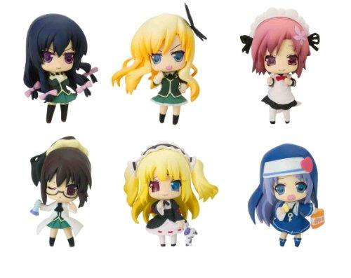 Boku wa Tomodachi ga Sukunai Collection Figure BOX