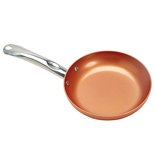 Copper Chef A-00438-19 8' 8' Round Fry Pan, 8'