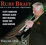 Ruby Braff, album cover