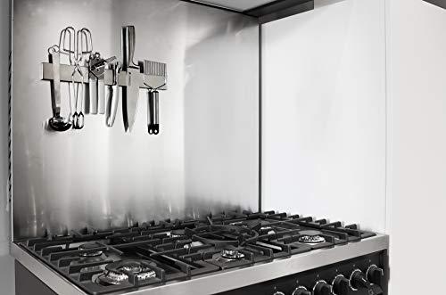 Edelstahl Messerhalter magnetisch/ Magnetleiste – 3 Jahre Garantie - 7