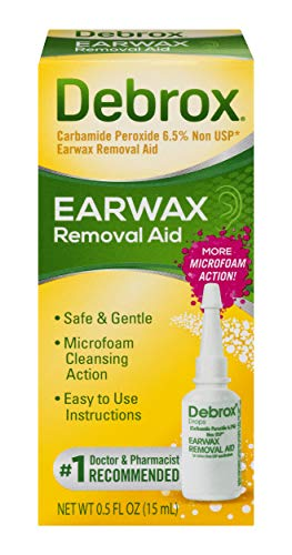 Cleanses the ear with microfoam action providing a safe, non irritating method for softening and removing earwax Number 1 Doctor and Pharmacist Recommended brand for earwax removal Active ingredient carbamide peroxide   Effective for the removal of e...