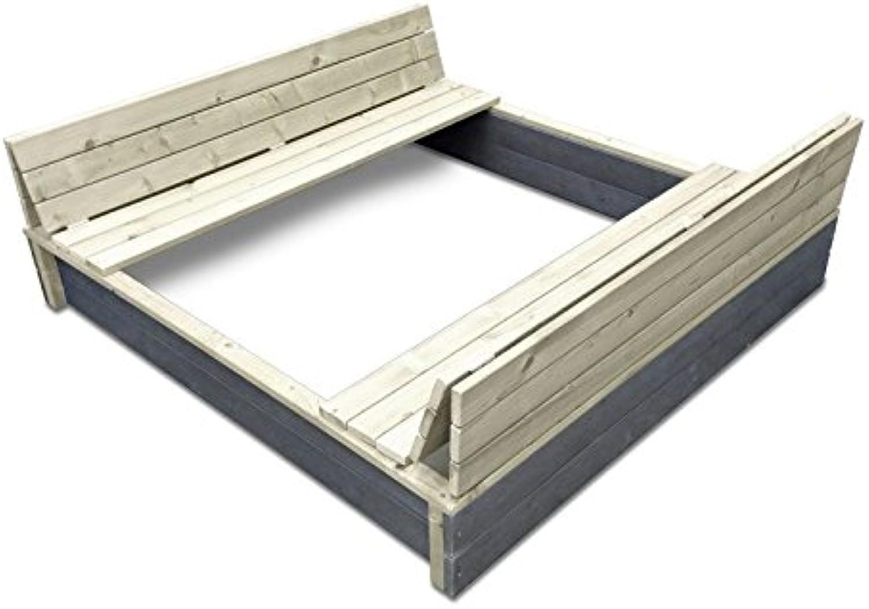 Exit - Sandkasten XL - Holz