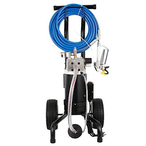 Airless Pulverizador de pintura con manguera larga, sistema de pulverización de pintura de alta presión, 1.2Hp