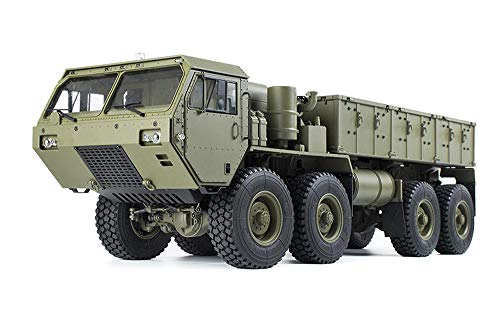 Integy RC Model Hop-ups C28956 HG-P801 1/12 8X8 Military Truck ARTR w/Partial Electronics & Servos
