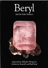 Beryl and Its Color Varieties: Aquamarine, Heliodor, Morganite, Goshenite, Emerald and Red Beryl