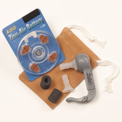Woodland Whisper II - Under-The-Ear Hearing Enhancer - WW2 - Hearing Amplification - Aids in Increased Hearing