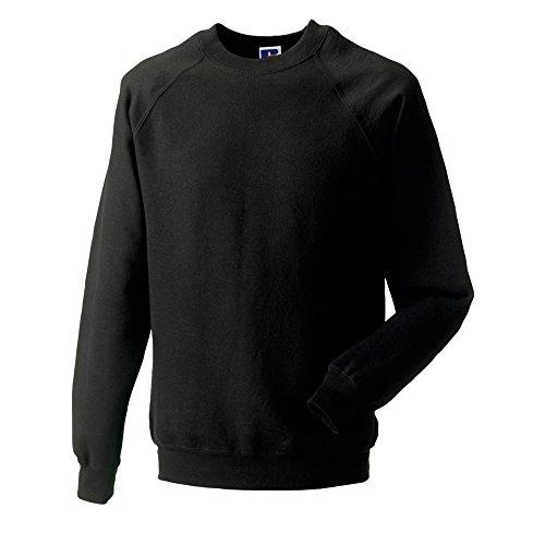 Russell Classic Sweatshirt Gr. Large, schwarz