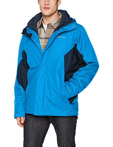 Columbia Eager Air Interchange 3-in-1 Jacket