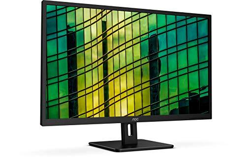 AOC Q32E2N – 32 Zoll QHD Monitor (2560×1440, 75 Hz, HDMI, DisplayPort) schwarz - 2