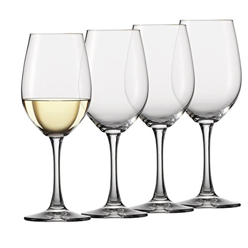 Spiegelau Winelovers Lot de 4 Verres à vin Blanc