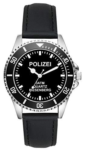 Polizei Geschenk Artikel Idee Fan Uhr L-2414