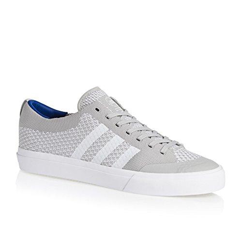 adidas Matchcourt PK, Zapatillas de Skateboarding Hombre, Gris (Gridos/Ftwbla / Gum4), 43 1/3 EU