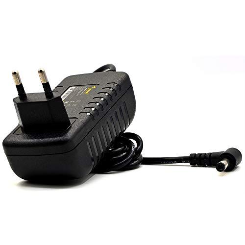 LEICKE Netzteil 12V 2,5A 30W | 5,5 * 2,5mm Stecker | baugleich 311P0W091 für AVM Fritzbox 7490 und 6490 etc, Speedport, Ladegerät LCD TFT Monitor, Soundlink, Festplatten