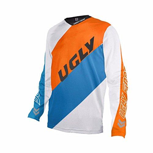 Uglyfrog #05 New 2017 Manga Larga Downhill Jersey De Descenso Bicicleta De Primavera&otoño MontañalMaillots Deportes y Aire Libre