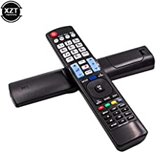 Calvas Universal LCD TV Remote Control Replacement for LG AKB73756502 AKB73756504 AKB73756510 AKB73615303 32LM620T HDTV Controller