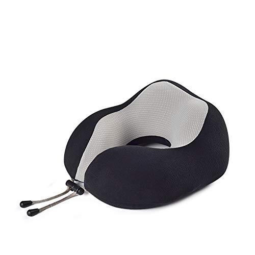 LZZ reiskussen, Memory katoenen nekkussen, U-vormige kussen, koele magnetische doek twee modellen verstelbare grootte zijn toepasbaar Travel Office Nap