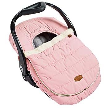 JJ Cole Car Seat Cover Blush Pink