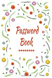 Password book: Logbook To Protect Usernames PIN Book, Website Organizer, Logging Book, Remember Webs, Pin, password keeper, lock book