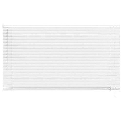 Persiana Horizont Plástico 160x160 cm 4 Peças, Pincéis Atlas, Branco