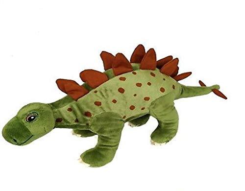 Ikea JATTELIK - Peluche dinosauro, Stegosauro, 50 cm