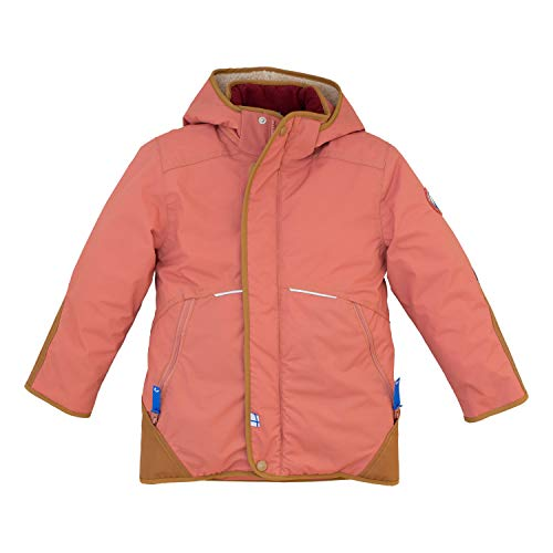Finkid Talvinen Husky Pink, Kinder Jacke, Größe 100-110 - Farbe Rose - Cinnamon