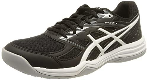 ASICS 1071a053-003_42,5, Zapatillas de Voleibol Hombre, Negro, 42.5 EU