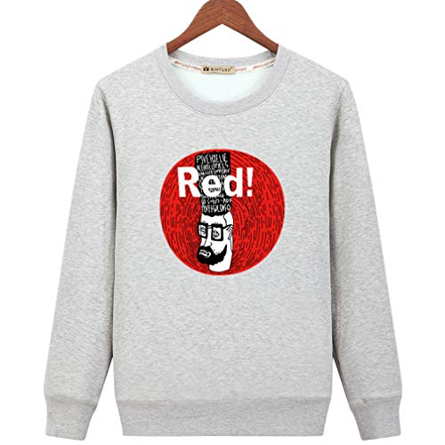 Ning Night Herfst En Winter Heren Truien Warm Gebreide Student Sweater Plus Fluwelen Dikke Warm Om Losse Liefhebbers Jas Geen Cap Ronde Hals