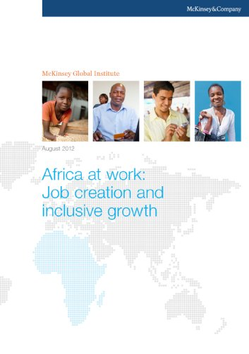 Africa at work: Job creation and inclusive growth