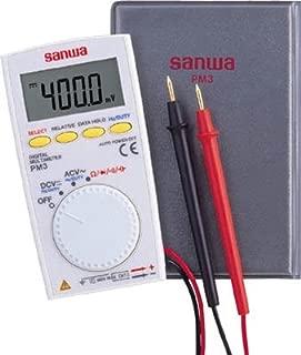 SANWA ポケット型デジタルマルチメータ PM3