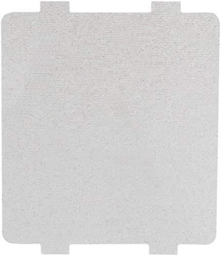 DUDDP Pièces et Accessoires pour Micro-Ondes Réparation de la pièce 10PCS Plaques de mica Feuilles d'épaisseur Micro-Ondes Pièce de Rechange Pièce 108x99mm Universal Home Appareils Pièces