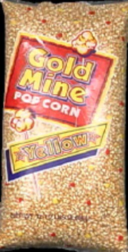 Gold Mine Yellow Popcorn Kernels (Pack of 4)