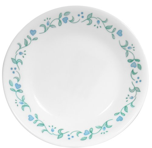 Corelle Livingware 6-3/4-Inch Bread and Butter Plate, Country Cottage