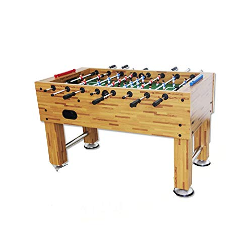 Best Price CJVJKN Classic Table Football, Sturdy Steel Rod Structure, Suitable for Indoor and Outdoo...