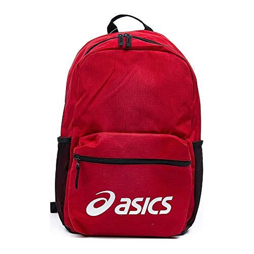 Asics Sport Backpack Mochila, Unisex Adulto, Classic Red, Talla Única