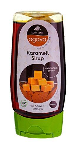 Agava Bio Karamellsirup (1 x 350 gr)