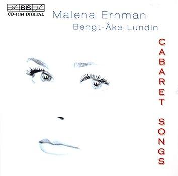 Bolcom / Britten: Cabaret Songs