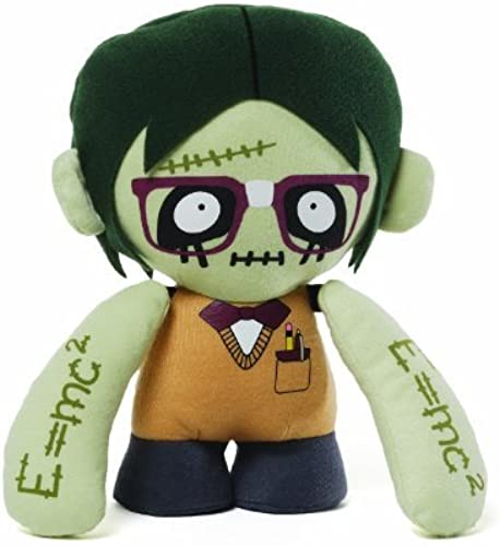 Gund Zombie Nerd Plush by GUND