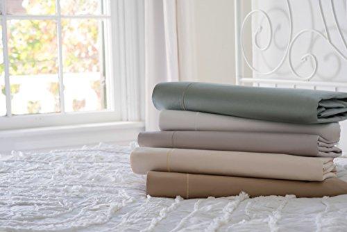 Magnolia Organics Kombi-Kollektion Bettlaken-Set – voller Smaragd-Strauß