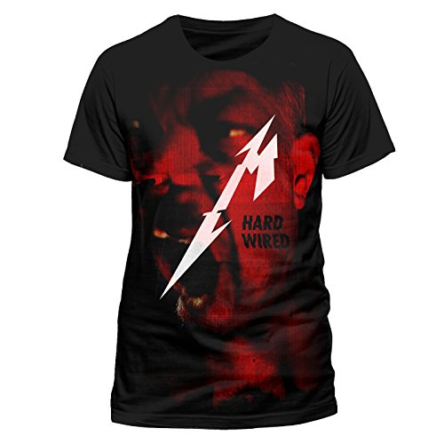 Metallica Hard Wired Premium (Unisex) (S)