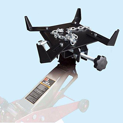 floor jack transmission adapter - 3