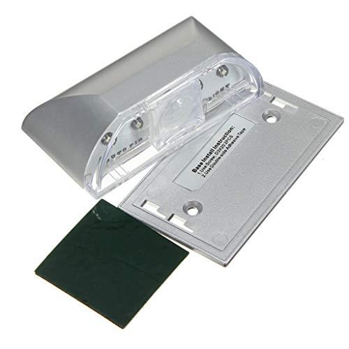 Hahuha Türverriegelungslicht, LED Intelligentes Türschloss Schrankschlüssel Induktion Kleine Nachtlichtsensorlampe LED-Licht