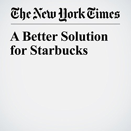 A Better Solution for Starbucks copertina