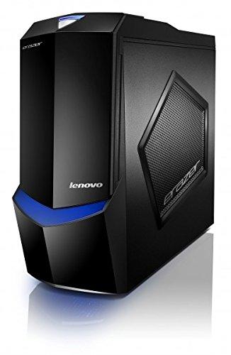 Lenovo Erazer X510 3.5GHz i7-4770K Tower Schwarz PC - PCs/Workstations (3,5 GHz, Intel® Core™ i7 der vierten Generation, 16 GB, 2000 GB, Blu-Ray RW, Windows 8.1)