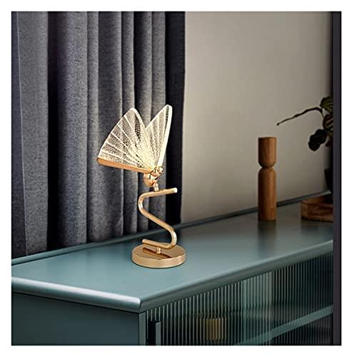 Lámpara De Techo Venta caliente nórdica lámpara de mariposa lámpara de araña para sala de estar dormitorio noche escalera sala restaurante arte iluminación interior decoración chandelier